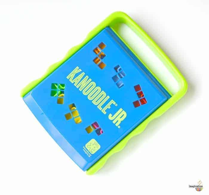 Absorbing One Player Puzzle: Kanoodle Jr. for Ages 4 - 7