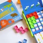 Absorbing One Player Puzzle: Kanoodle Jr. for Ages 4 – 7