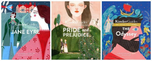KinderGuides Retell Literary Classics for Kids