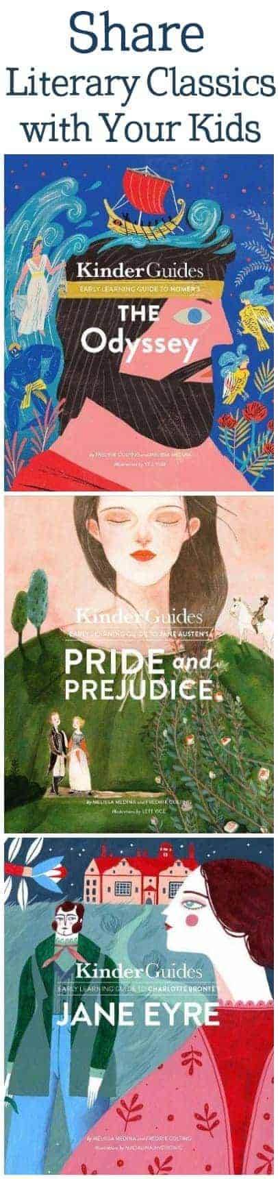 compelling picture book classics for kids: KinderGuides