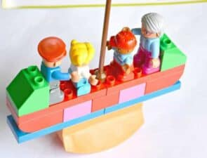 LEGO Education STEAM Park preschoolers