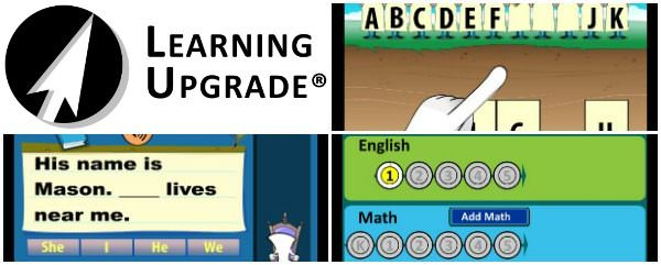 Comprehensive Learning Upgrade English and Math App