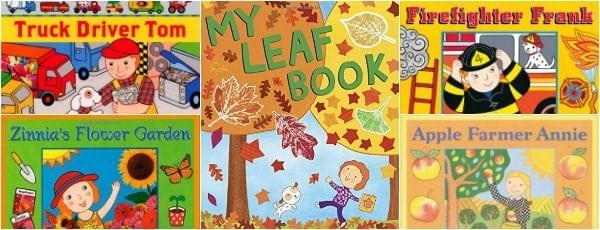 Read Monica Wellington's Cheerful, Kid-Appealing Picture Books