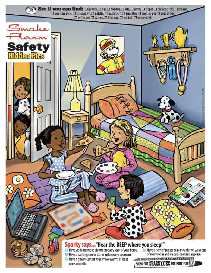 Parent and Teacher Resources for National Fire Prevention Week