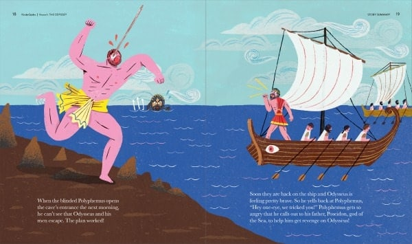 KinderGuides: Engaging Picture Books Retell Literary Classics for Kids