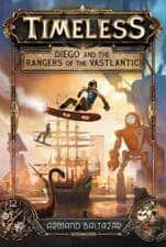 SteampunkChapter Books for 8 - 12 Year Olds