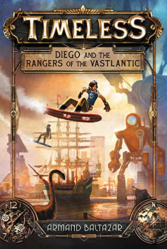 science fiction book list for kids