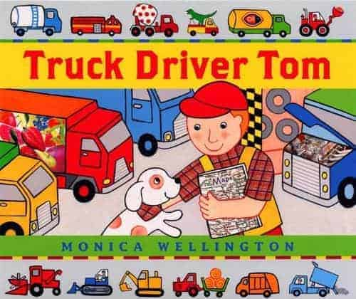 picture books about vehicles