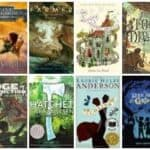 45 Book Series for 6th Graders (11 Year Olds)