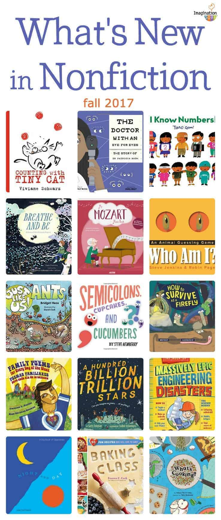 dynamic nonfiction books for kids ages 2 - 12