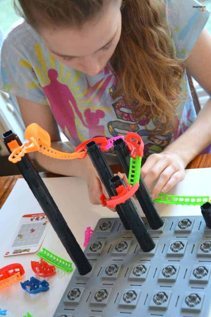 STEM Skills in ThinkFun's Roller Coaster Challenge