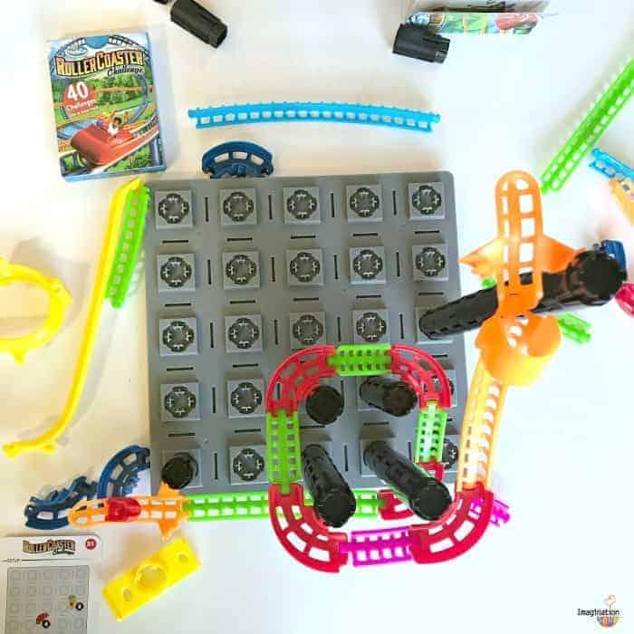 STEM Skills in ThinkFun's Roller Coaster Challenge