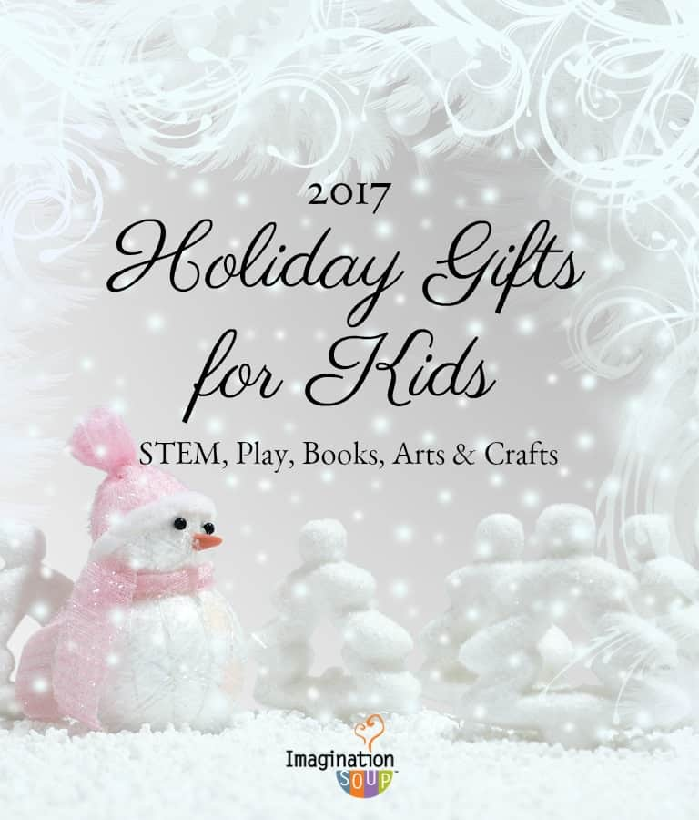 Best holiday and christmas gifts 2017 for kids for Best craft books 2017