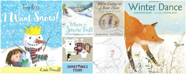 Brrrr..illiant 2017 Winter Picture Books