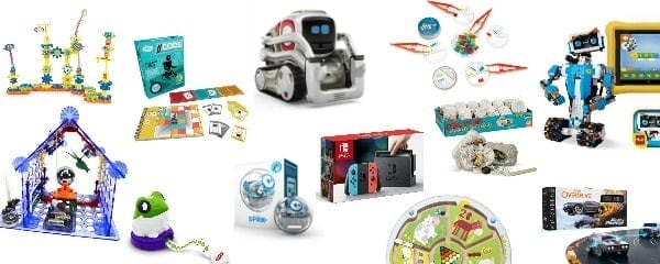 STEM gifts for kids 2017 science tech engineering math STEAM