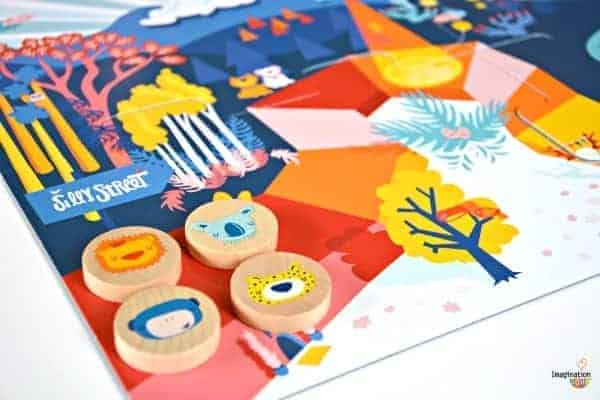 Build Confidence and Creativity with the Family Game Silly Street