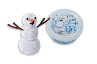 Stocking Stuffers for Kids Build a Snowman