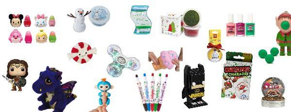 stocking stuffers for kids 2017 christmas holiday