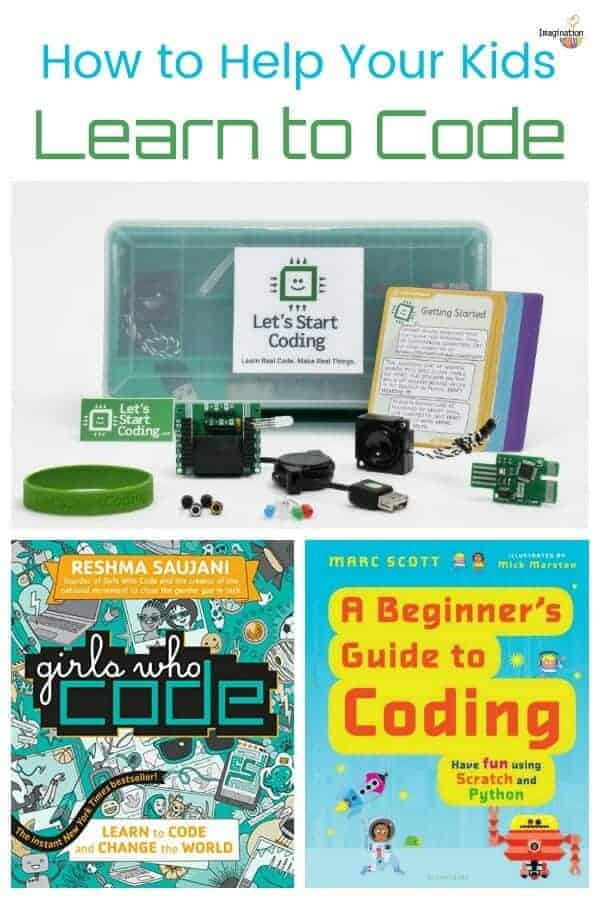 help your kids learn to code with this coding kit and coding books