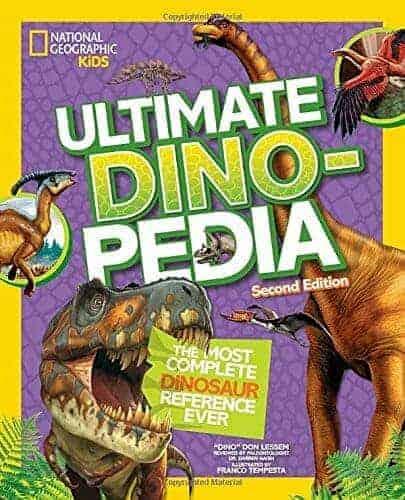 Outstanding Dinosaur Books for Kids