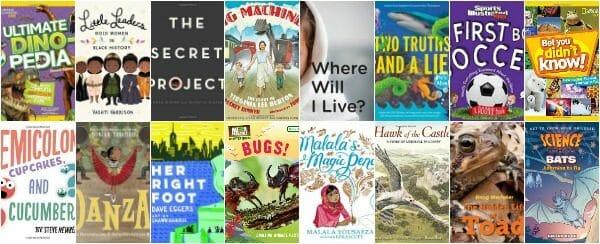 Best Nonfiction Children S Books Of 2017