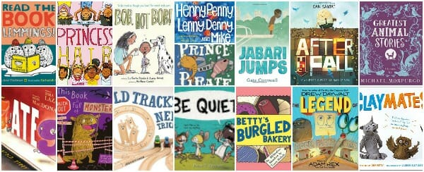 best picture books 2017 from Imagination Soup
