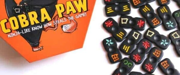 New Game from Bananagrams: Cobra Paw