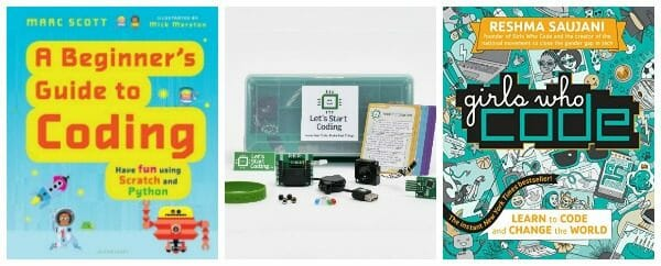 3 New Products that Help Kids Learn to Code