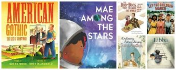 2018 picture book biographies