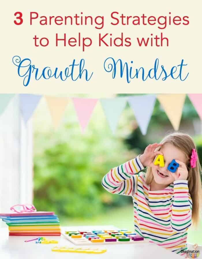 tips and ideas for parents to help kids develop growth mindset