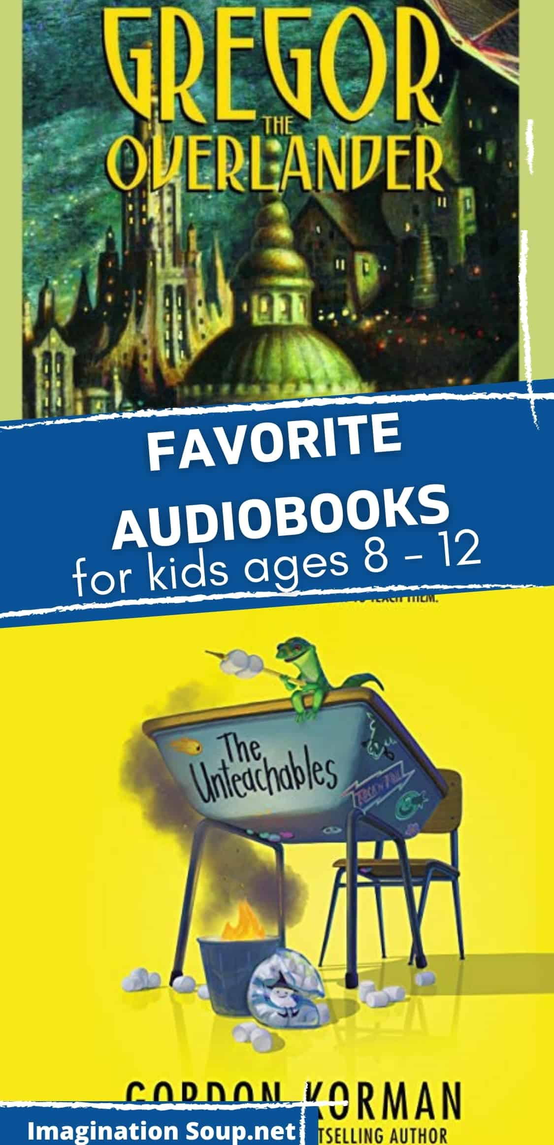 best audiobooks for tweens that they'll love