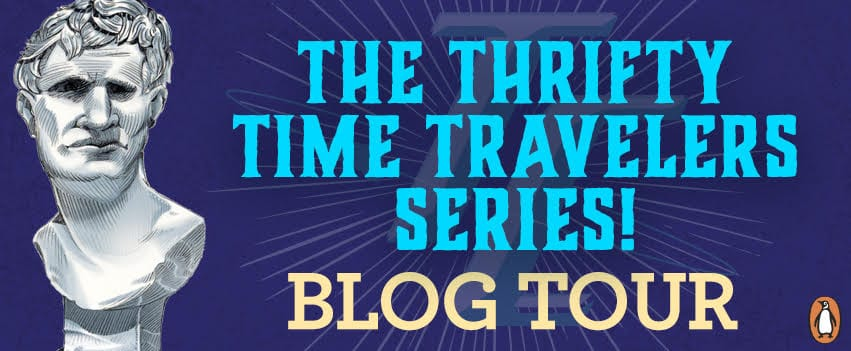 Thrifty Guides Blog Tour