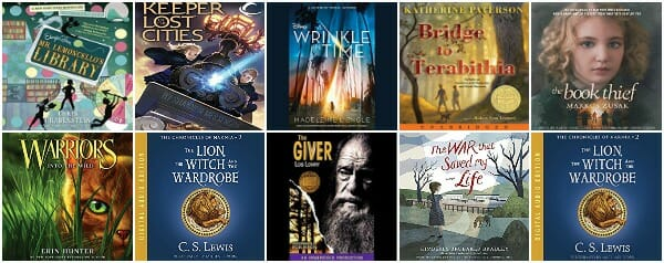 best audiobooks for families with kids