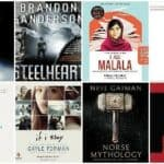 12 Addictive Audiobooks for Teens