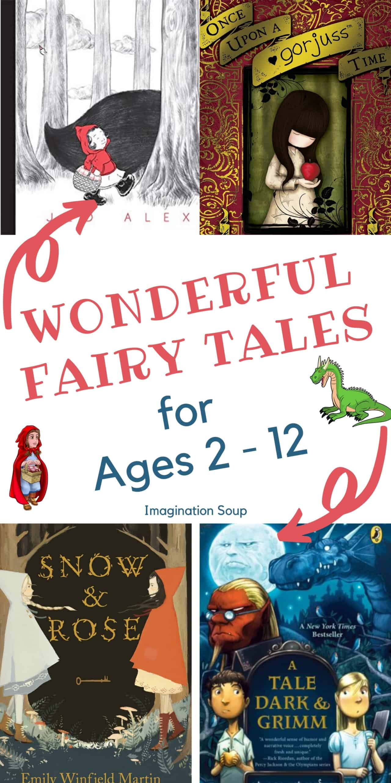 wonderful fairy tales for all ages