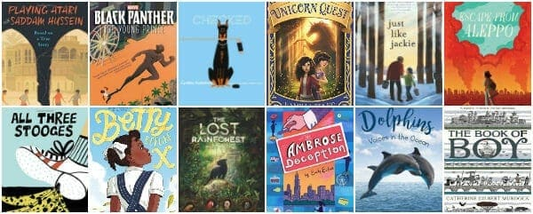 Best New Middle Grade Books to Read, January 2018