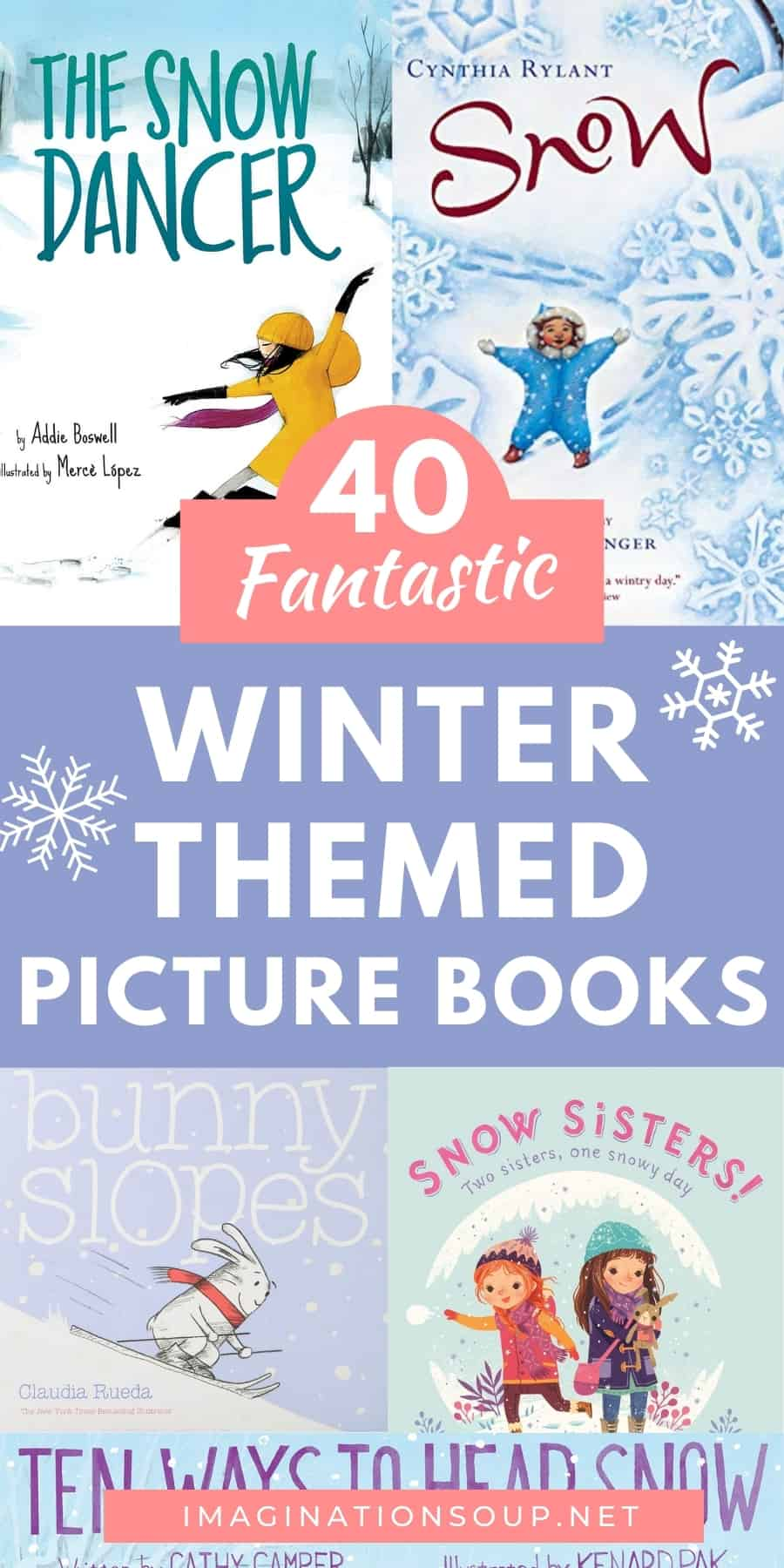 winter themed picture books