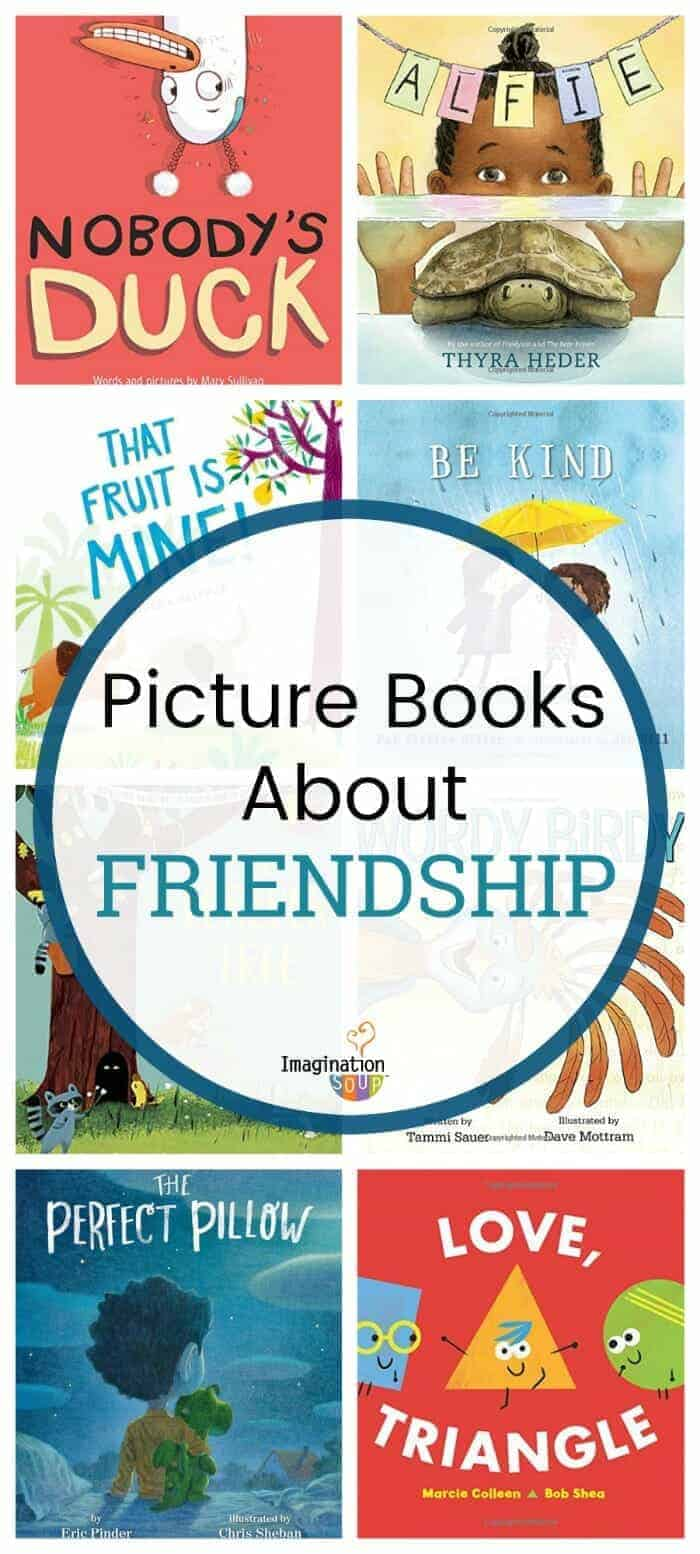 8 Lovely Picture Books About Friendships