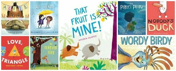 8 Lovely Picture Books About Friendship