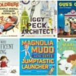 16 Standout STEM Engineering and Invention Picture Books