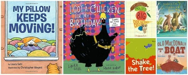Will Your Kids Laugh at These Humorous New Picture Books?
