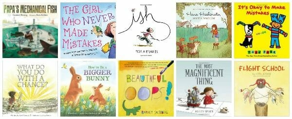 14 Growth Mindset Picture Books