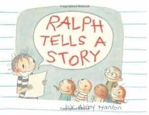 Mentor texts for storytelling