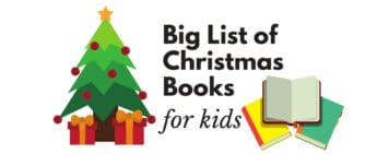 big list of Christmas books for kids