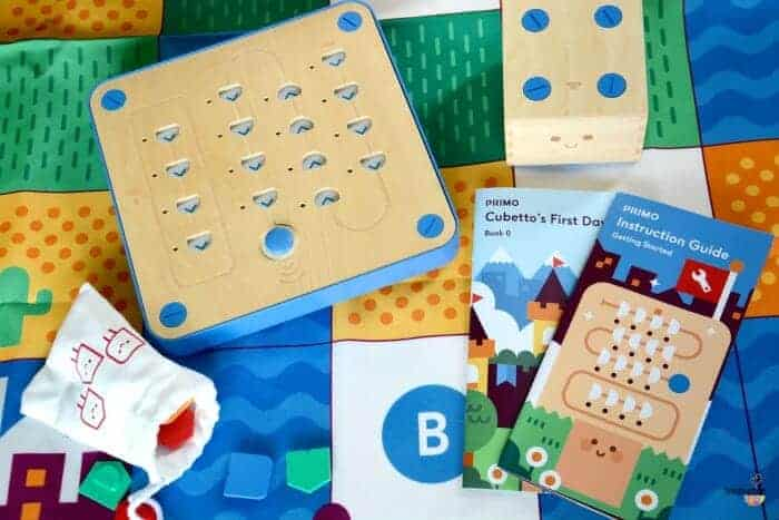New Favorite Coding Toy for Kids: Cubetto