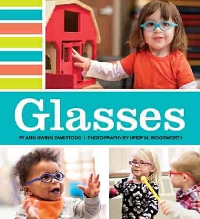 11 Picture Books About Kids with Glasses