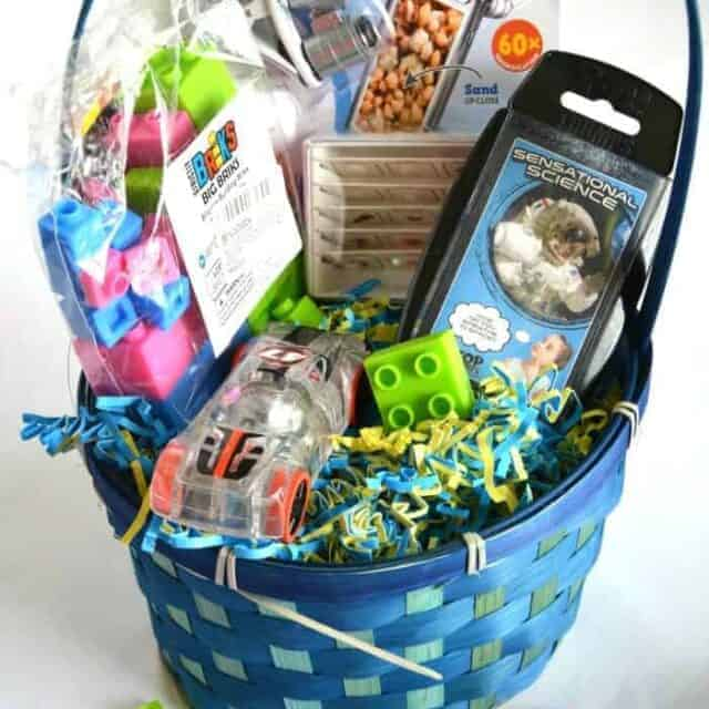 STEM Easter Basket