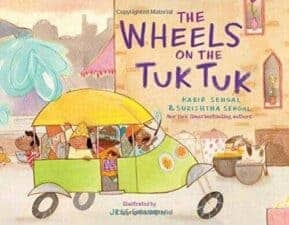 Children's Picture Books About India, Indian Culture, and Indian Mythology