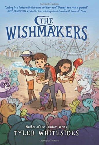best fantasy chapter books for kids