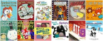 best mystery picture book mysteries for kids